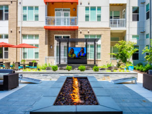 Commercial Landscape Construction in Maryland, Virginia & DC