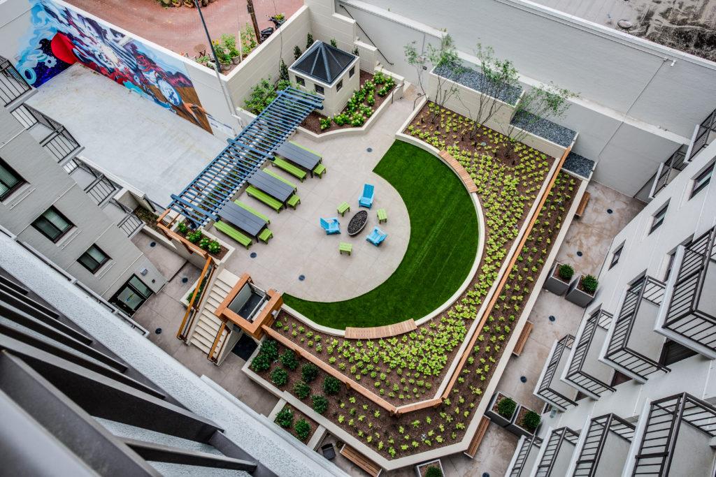Commercial Landscape Construction - MD, DC, VA - Complete Landscaping Service