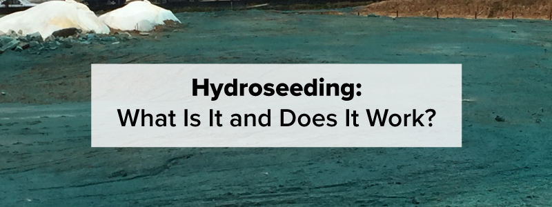 What Is Hydroseeding | Hydroseeding Services in MD, VA & DC