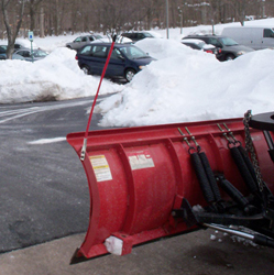 Commercial Snow Removal Services in DC, MD, VA | Complete Landscaping Service