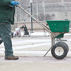 Commercial Snow Removal DC, MD and VA - Complete Landscaping Service, Commercial Landscape Contractors