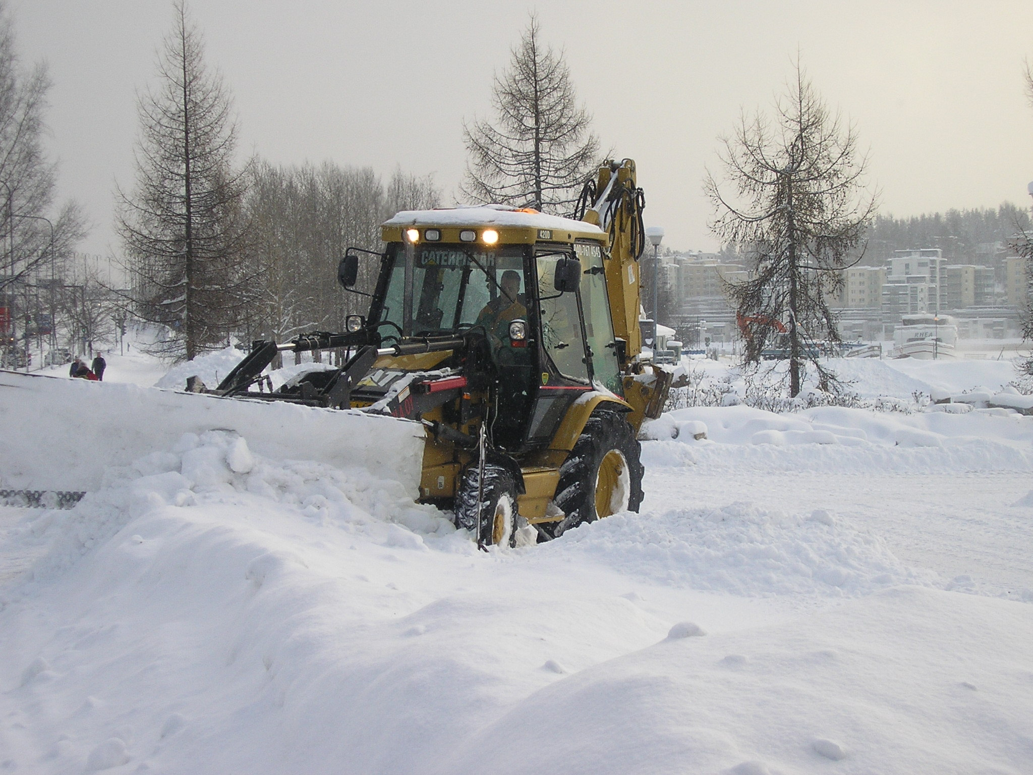 Snow Removal/ Snow & Ice Management - Complete Landscaping Service, Commercial Landscaping Contractors serving MD, DC and VA