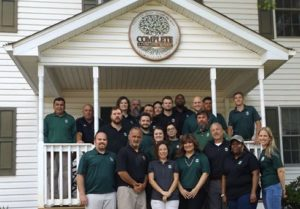 The Team at Complete Landscaping Service, commercial landscaping contractors serving MD, DC, VA