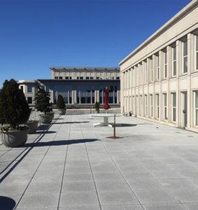 DC Office Building – Portfolio – Complete Landscaping Service