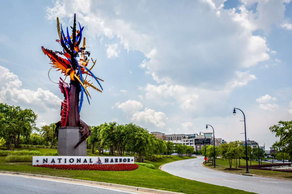National Harbor-Commercial Maintenance