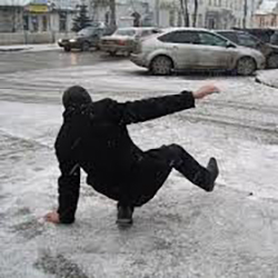 How to Prevent Slip & Falls At Your Property This Winter