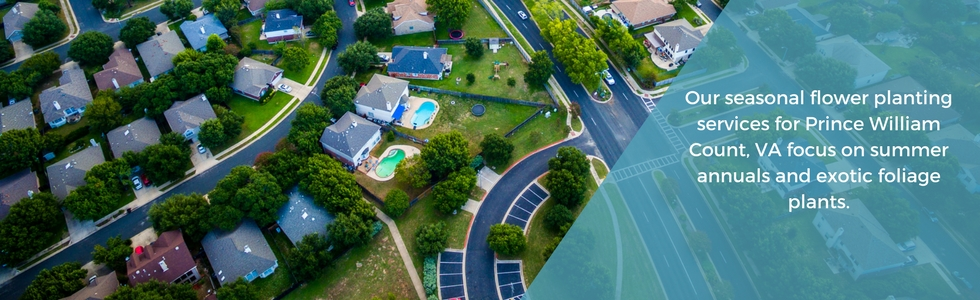 Commercial Landscaping in Prince William County, VA