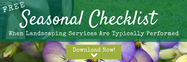Free Seasonal Checklist for Property Managers - When Landscaping Services Are Typically Performed   Complete Landscaping