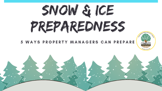 Property Managers Guide to Snow & Ice
