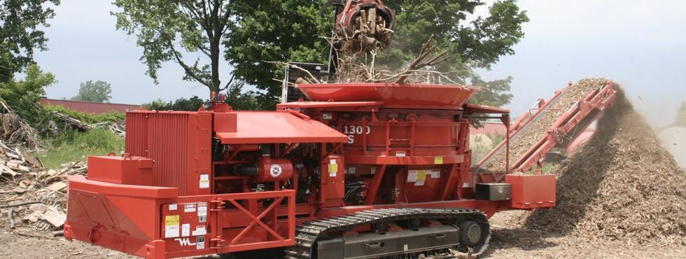Mulch Production