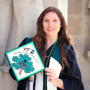 Breanna Anderson is a certified arborist with complete landscaping