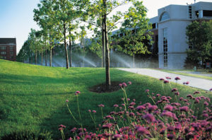 Commercial Irrigation Services | MD, DC, VA | Complete Landscaping Service