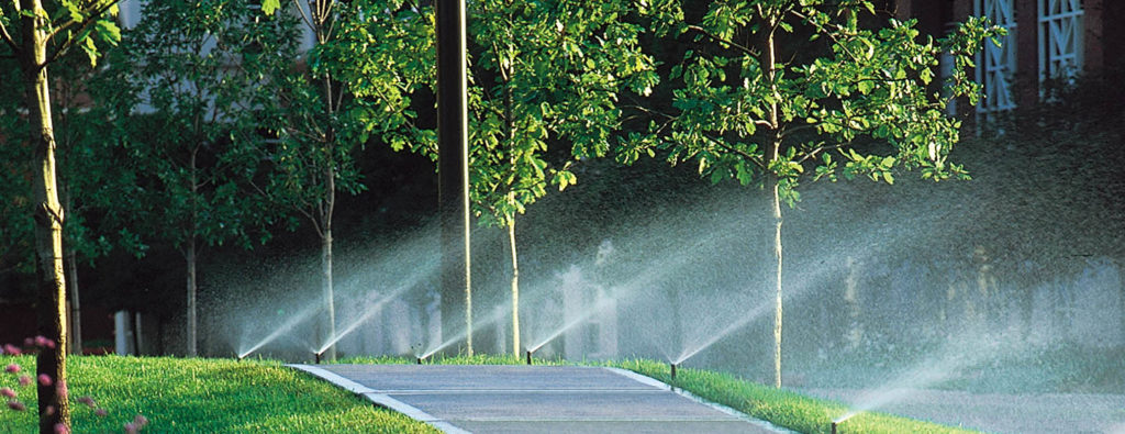 Commercial irrigation services in MD, VA and DC