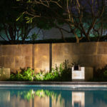 Uplighting to Accentuate the Positive Complete Landscaping Service