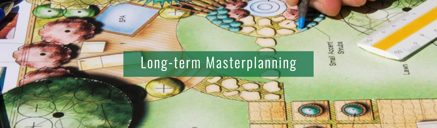 Get Long Term Master Planning Designs with Complete Landscaping Service Today!