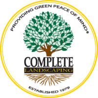 Commercial Landscaping service logo