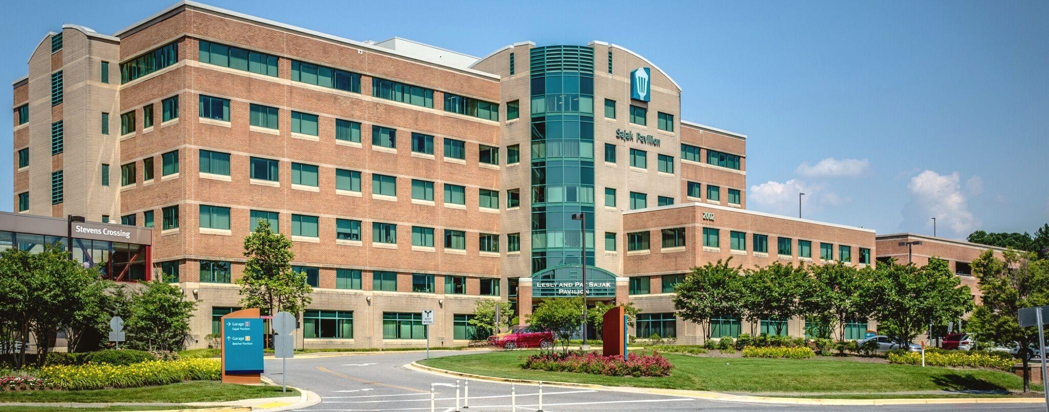 anne arundel hospital complete landscaping