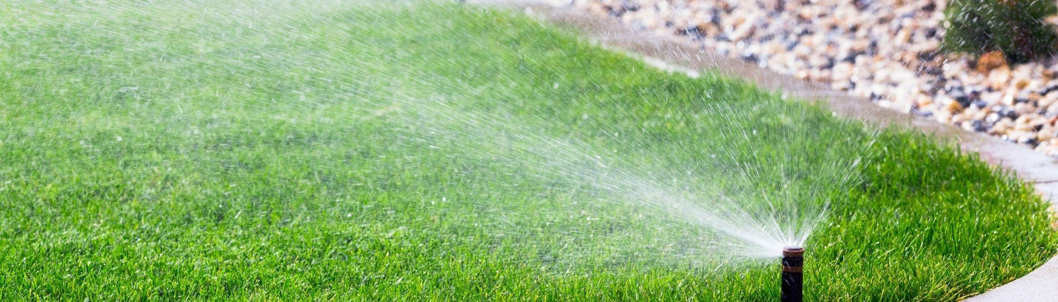 Irrigation System Design & Installation in Maryland, Virginia & D.C.