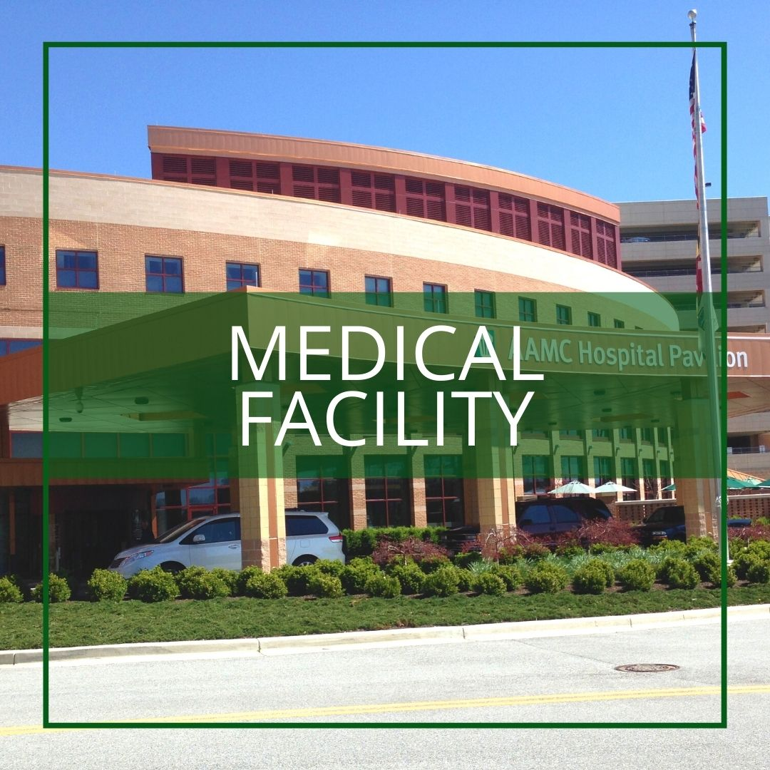 landscaping medical facilities in maryland dc and virginia