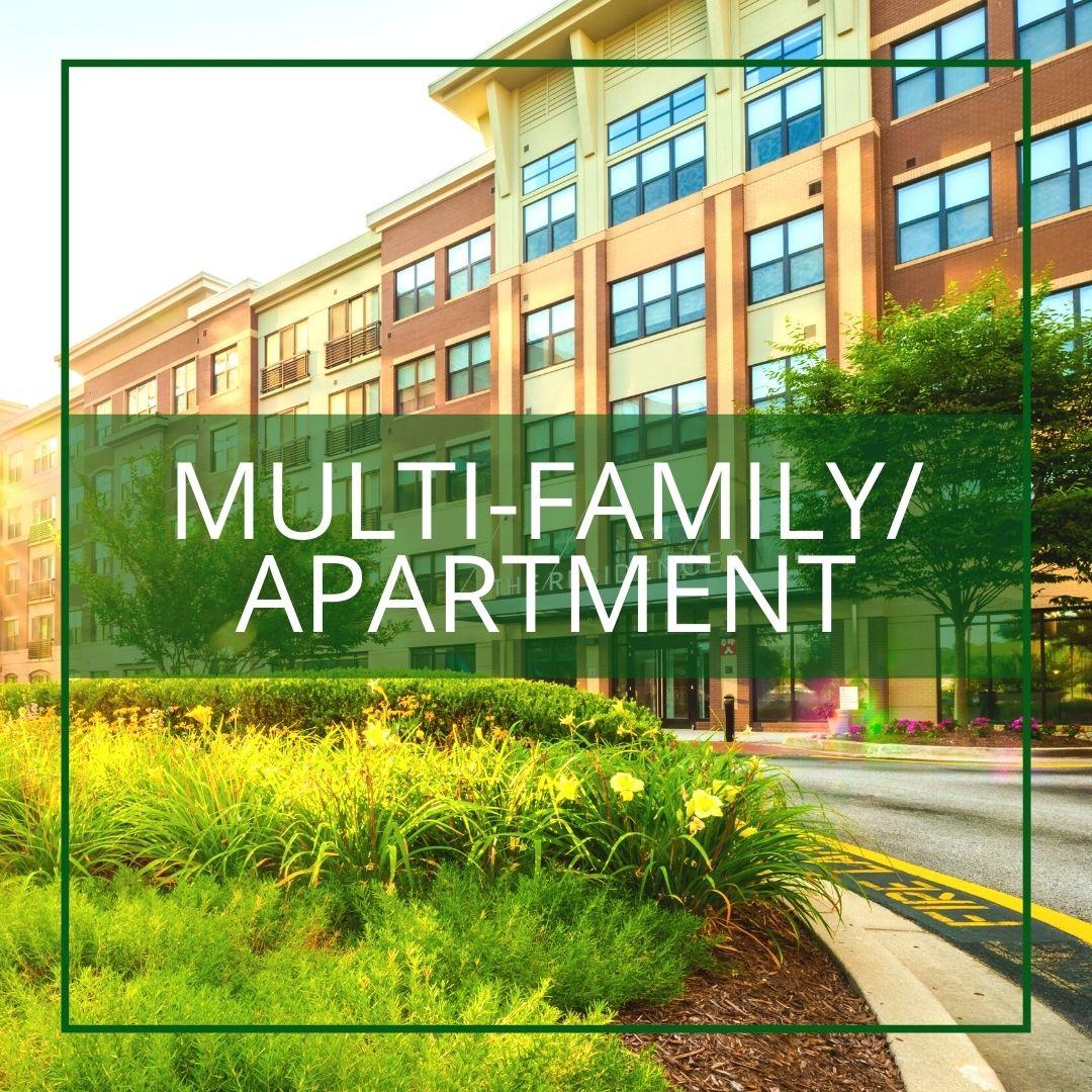 landscaping apartment communities maryland dc virginia