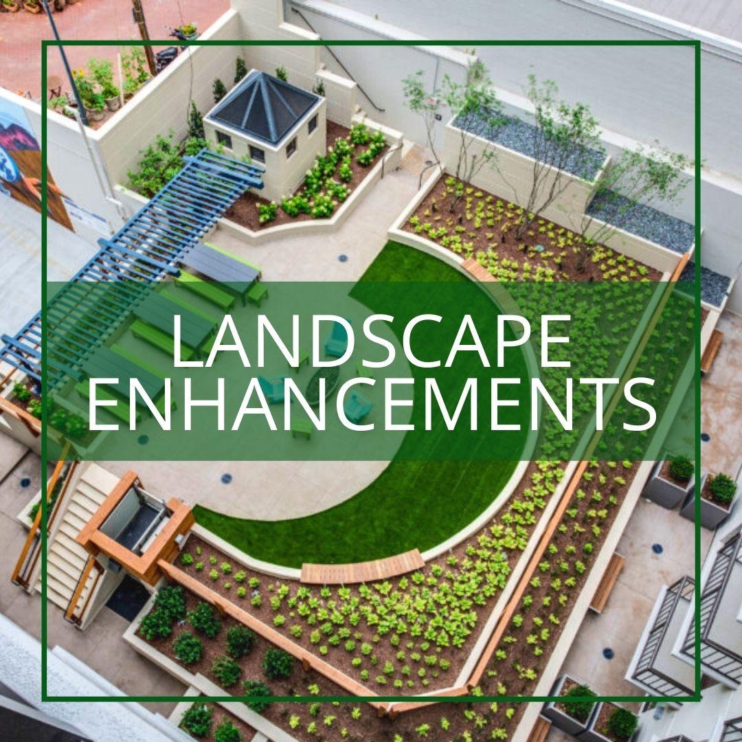 landscape enhancements services maryland dc virginia