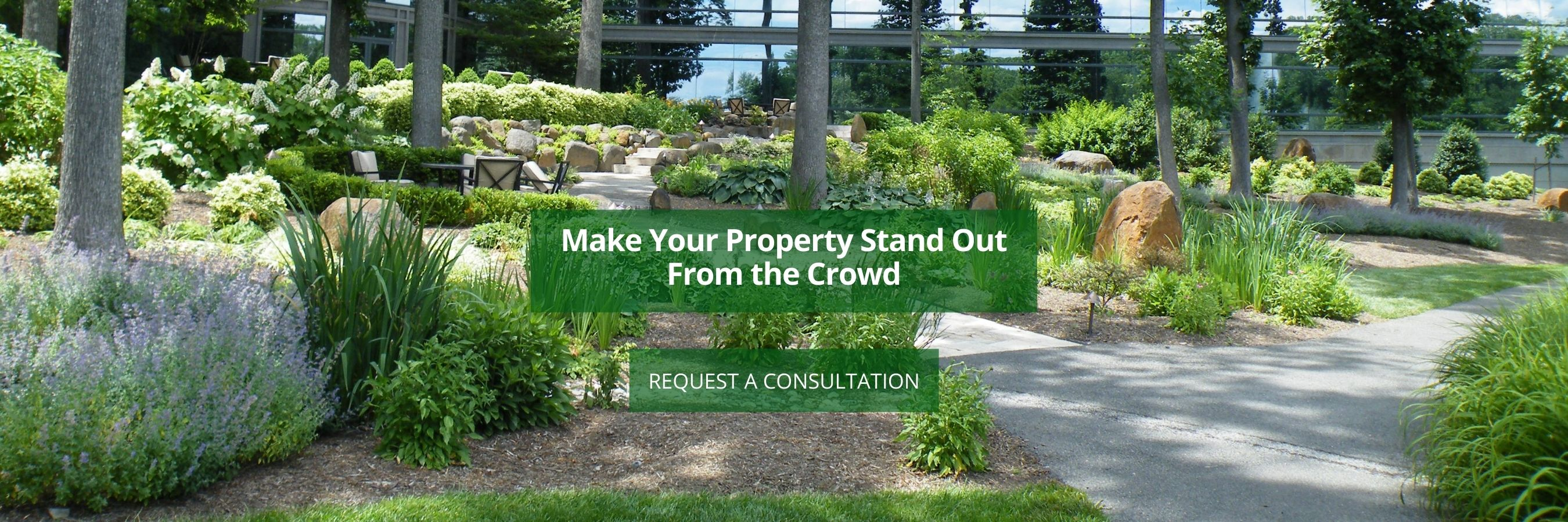 Commercial Landscaping Complete Landscaping Service MD, DC, VA